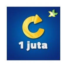 Pulsa XL 1 Juta