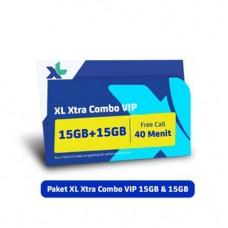 Xtra Combo VIP 15GB + 15GB