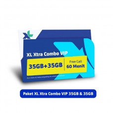 Xtra Combo VIP 35GB + 35GB