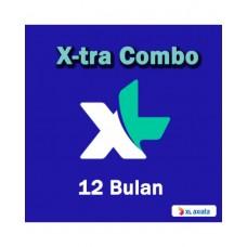 XTRA Combo XL 12X 10GB